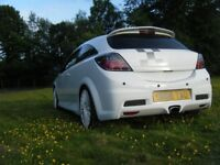 2008 ASTRA VXR NURBURGRING FSH LONG MOT 300 + BHP STUNNING CAR HPI CLEAR MAY P X