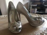 Dune Wedding Shoes. Size 5. Immaculate condition. Worn Once.