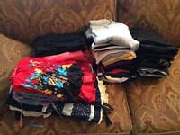 Huge 40 + lot xs, small woman's clothing