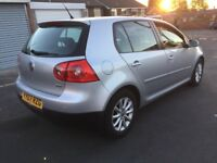 Volkswagen Golf 1.9 TDI match edition