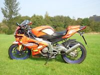 aprilia rs 125 very fast legal learner bike