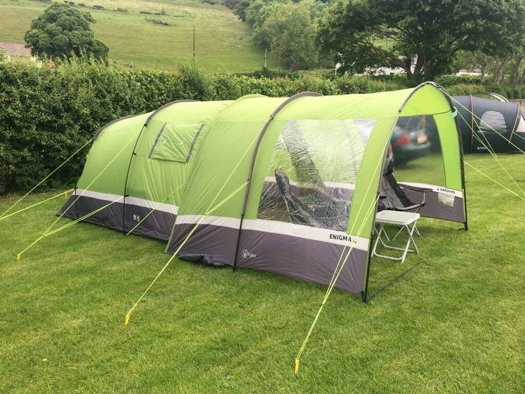 Hi Gear Enigma 5 Tent With Canopy In Lincoln