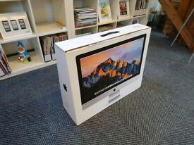 **EMPTY** 27 inch iMac Box (2017 Model)