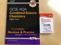 CPG AQA GCSE Combined Science Chemistry