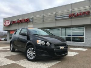 2013 Chevrolet Sonic LT, ONLY $30 WEEKLY*, HEATED SEATS, A/C, HA
