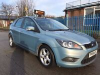 FORD FOCUS 1.8 TDCI 115 ZETEC Hatchback LONG MOT