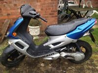 Looking for swaps has no mot starts and rides fine