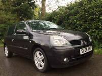 RENAULT CLIO 1.1 **2006 EXCELLENT CONDITION**12 MONTHS MOT**