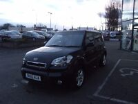 2010 60 KIA SOUL 1.6 2 CRDI 5D AUTO 127 BHP **** GUARANTEED FINANCE **** PART EX WELCOME