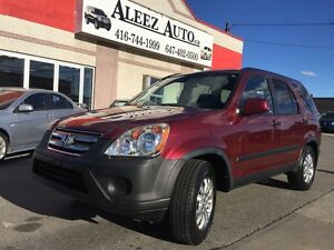 2006 Honda CR-V ACTIVE TIME AWD, WINTER IS COMING!!!