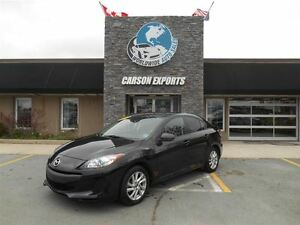 2013 Mazda MAZDA3 GS-SKY! CLEAN CAR! FINANCING AVAILABLE!