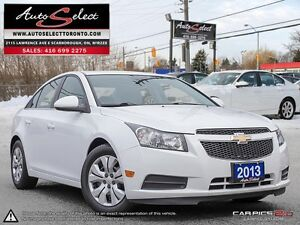 2013 Chevrolet Cruze ONLY 69K! **SUNROOF** CLEAN CARPROOF