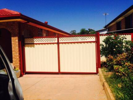 Colorbond Fence Price Blacktown Blacktown Area Preview
