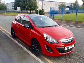 Vauxhall Corsa 1.2 i 16v Limited Edition, 1 owner since new, 12 months MOT, full service history