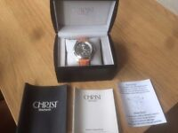 GENUINE CHRIST MECHANIK AUTOMATIC WATCH - MADE IN GERMANY