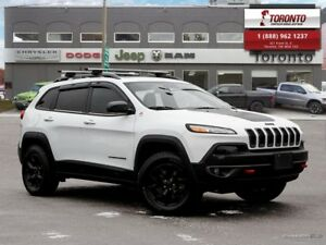 2017 Jeep Cherokee TRAILHAWK W/ ADVANCE SAFETY GP