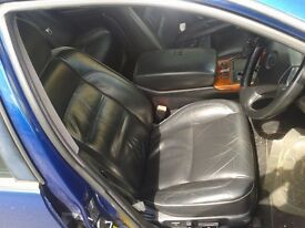 LEXUS GS300 BLACK LEATHER CDOMPLETE INTERIOR KIT