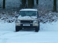Discovery 2 Td5,Low miles 80K with FSH.. Full MOT no advisories,L@@K