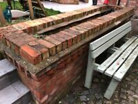 Solid strong heavy duty quality Facing Reclaimed bricks Imperial Metric