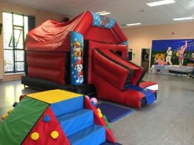 Established bouncy castle business for sale offers in the region of £35000