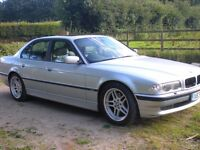 Bmw e38 740i v8 indavidual m sport For sale/swap
