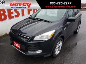 2014 Ford Escape SE NAVIGATION, HEATED SEATS, BACKUP CAMERA