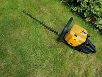 Mcgulloch petrol hedge trimmer