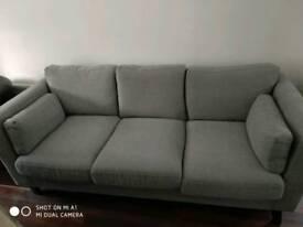 Brand new three seater sofa