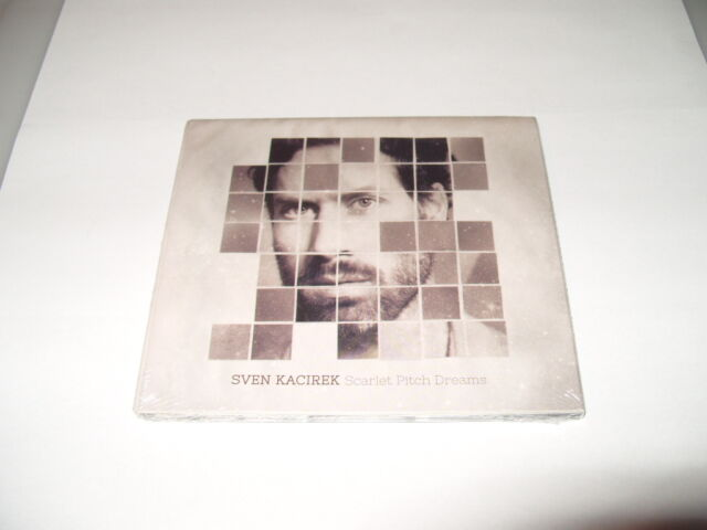 Sven Kacirek - Scarlet Pitch Dreams (2012) CD -DIGIPAK -NEW -FREE FASTPOST