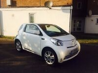 2014 Toyota IQ3 14reg Air Con 70MPG Salvage Damaged Repairable Smart Fortwo iq2