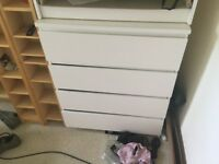 Free chest of drawers! Collection only