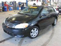 2003 Toyota Corolla CE IDEAL POUR ÉTUDIANT