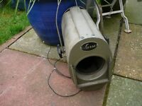 FURSE vintage stage light lighting 1960's? would tripod mount sound props theatre