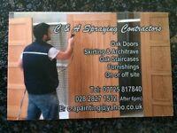 C&A Spraying Contractors