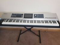 Roland Fantom G8 Synthesiser/Keyboard