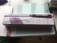 Dovecraft 3 in 1 paper trimmer