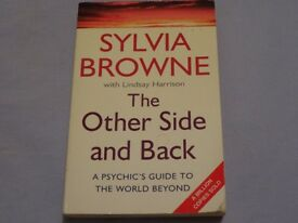 THE OTHER SIDE AND BACK - SYLVIA BROWNE - PAPERBACK BOOK