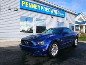 2013 Ford Mustang 2dr Cpe St. John's Newfoundland image 1