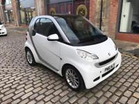 Smart Fourtwo Passion CDI Auto White