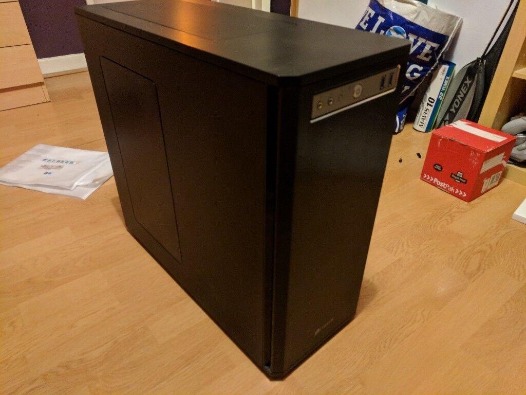 Corsair Obsidian 550D Silent Series Computer/PC Case