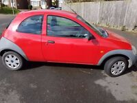 Ford Ka excellent condition full service history new battery new tyres low millage
