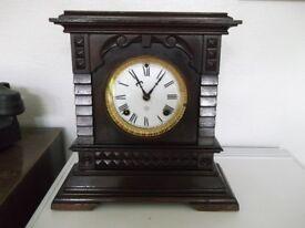 Victorian Mantle Clock c1890