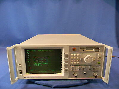 Keysight Agilent HP 8711C 300 kHz to 1.3 GHz, Network Analyzer 30 Day Warranty