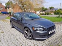 Reliable car for sale Volvo C30 D5 2.4ltr Turbocharged diesel R-Design, beautiful drive solid motor