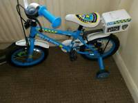 14 Inch Police Patrol Bike *Great Condition*
