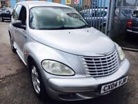 CHRYSLER PT CRUISER TOURING PETROL MANUAL 2004 PARKING SENSORS AIRCON
