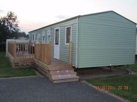 3 bedroom Static Caravan at Haven, Pwllheli. £6995