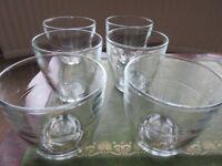 Round Tumbler Glasses