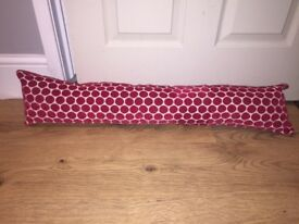 Draft excluder