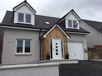 New 4/5 bedroom detached house for rent